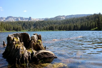 Westküste: Mammoth Lakes
