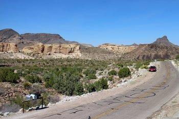 Die vereinsamte Route 66