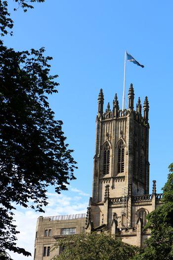 Edinburgh: Sait John's Church
