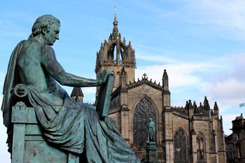 Edinburgh: St. Giles' Cathedral