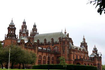 Glasgow: Kelvingrove Art Gallery and Museum