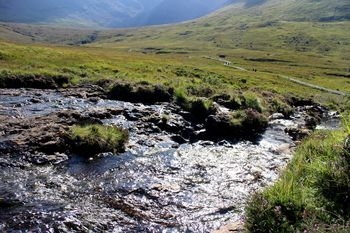 The Fairy Pools in Glen Brittle