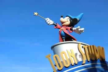 In den Wald Disney Studios Park kann man ebenfalls einen ganzen Tag verbringen.