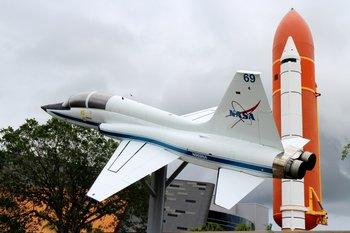 Der T-38 Talon Jet