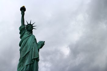 Ostküste: Die Freiheitsstatue in New York
