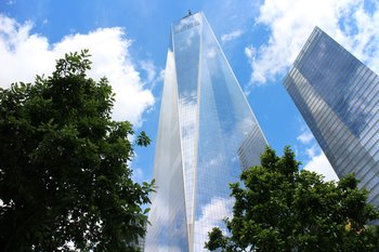 One World Trade Center in New York