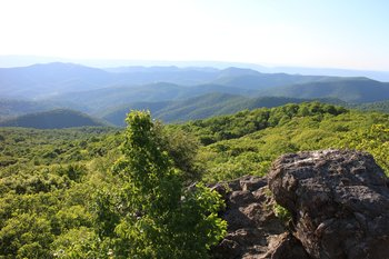 Ostküste: Der grüne Shenandoah National Park mit tollen Wanderrouten und Aussichtspunkten