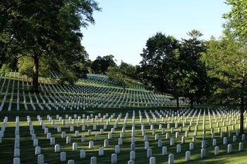 Ostküste: Der Arlington Cemetery in Washington