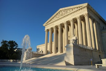 Ostküste: Das Supreme Court in Washington