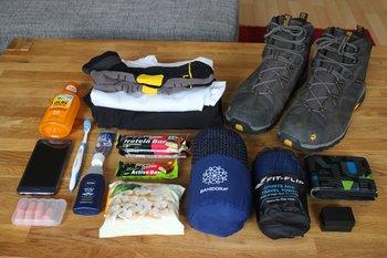 Checkliste für eine Wanderung auf die Zugspitze