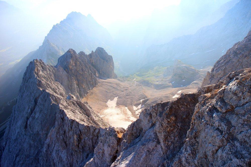 Eine Einfache Route Auf Die Zugspitze Fur Wanderanfanger